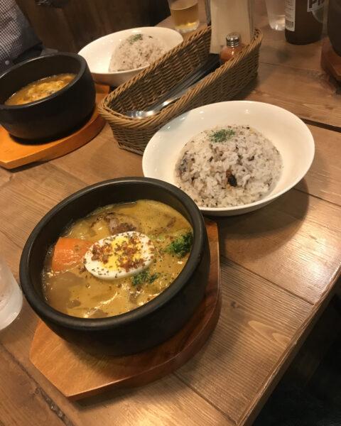 薬膳石鍋スープカレー_KAJU